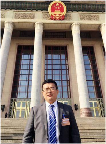 上海蓝十字脑科医院党支部书记朱敏荣获先进个人称号