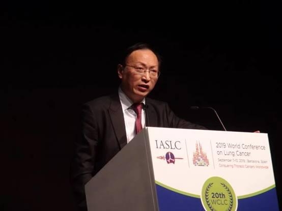 沪上权威专家携最新研究成果亮相世界肺癌大会