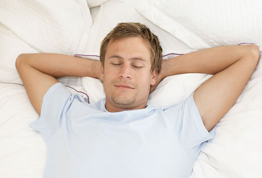 最适合男人的睡姿-男性保健